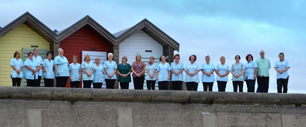 Cowpen care staff photo