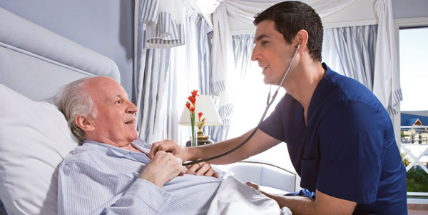 Palliative end of life care
