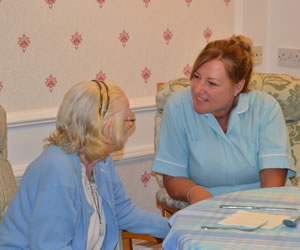 Respite care at home